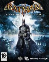 Batman: Arkham Asylum. Click to zoom.