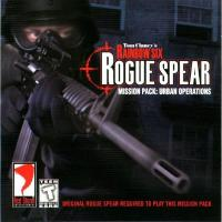 Tom Clancy's Rainbow Six: Rogue Spear Mission Pack: Urban Operations (2000). Нажмите, чтобы увеличить.