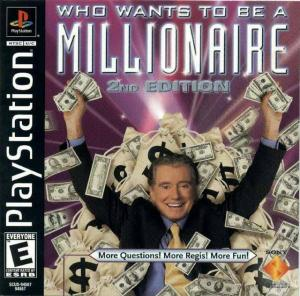 Who Wants to Be a Millionaire 2nd Edition (2000). Нажмите, чтобы увеличить.