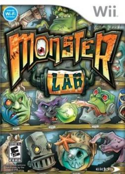 Monster Lab. Click to zoom.