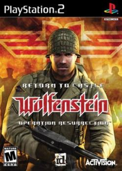 Return to Castle Wolfenstein: Operation Resurrection (2003). Нажмите, чтобы увеличить.