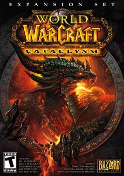 World of Warcraft: Cataclysm. Click to zoom.