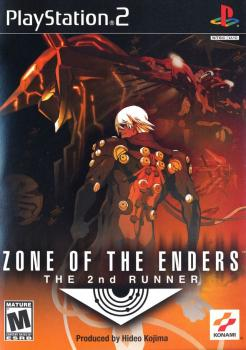 Zone of the Enders: The 2nd Runner. Click to zoom.