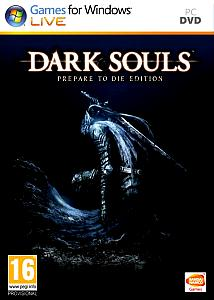 Dark Souls: Prepare to Die Edition. Click to zoom.