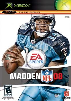 Madden NFL 08. Click to zoom.