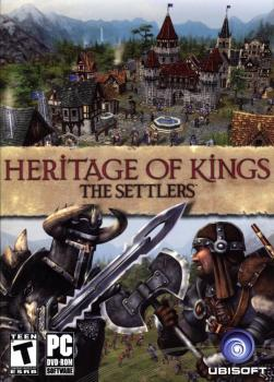 Settlers: Наследие королей, The (Settlers: Heritage of Kings, The) (2005). Нажмите, чтобы увеличить.