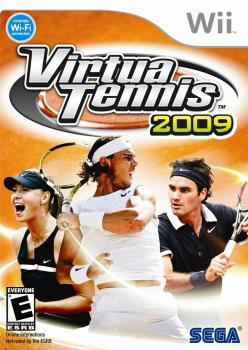Virtua Tennis 2009. Click to zoom.