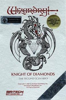 Wizardry II: The Knight of Diamonds. Click to zoom.