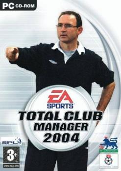 Total Club Manager 2004. Click to zoom.