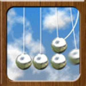 Newton's Balls: Kinetic Physics Newton's Cradle Simulator (2010). Нажмите, чтобы увеличить.