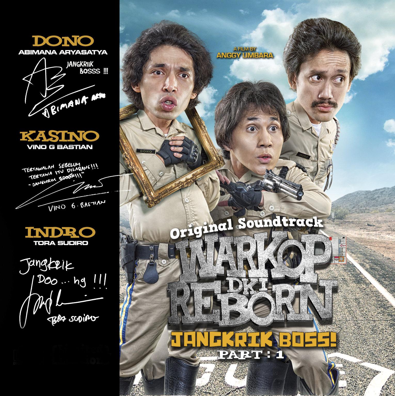 Warkop DKI Reborn Original Soundtrack - EP