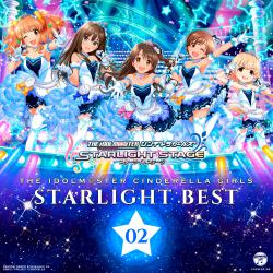 THE IDOLM@STER CINDERELLA GIRLS STARLIGHT BEST 02, The. Передняя обложка. Click to zoom.