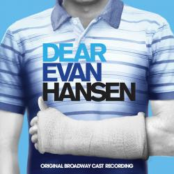 Dear Evan Hansen Original Broadway Cast Recording. Передняя обложка. Click to zoom.