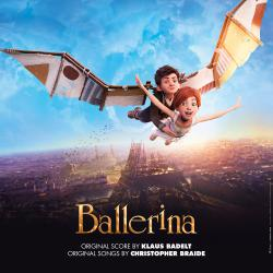 Ballerina Original Motion Picture Soundtrack. Передняя обложка. Click to zoom.