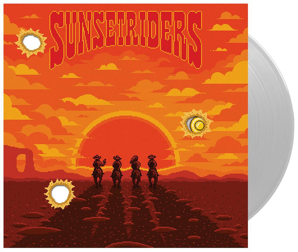 Sunset Riders Ep Soundtrack From Sunset Riders Ep