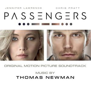 Passengers Original Motion Picture Soundtrack. Лицевая сторона . Click to zoom.