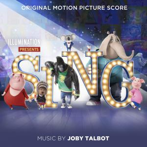 Sing Original Motion Picture Score. Лицевая сторона . Click to zoom.