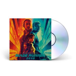 Blade Runner 2049 Original Motion Picture Soundtrack. CD . Click to zoom.