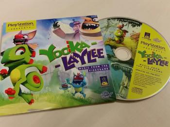 Yooka-Laylee: Music from the Video Game. Contents. Click to zoom.