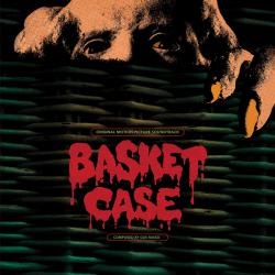 Basket Case Original Motion Picture Soundtrack Bonus Track Version. Передняя обложка. Click to zoom.