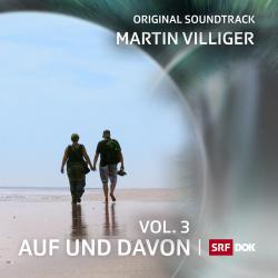Auf und Davon, Vol. 3 Music from the Original TV Series. Передняя обложка. Click to zoom.