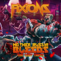 Mother Russia Bleeds The Lost Tapes. Передняя обложка. Click to zoom.