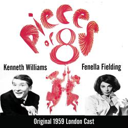 Pieces of Eight Original 1959 London Cast. Передняя обложка. Click to zoom.