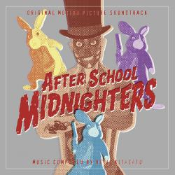 'After School Midnighters ' Original Motion Picture Soundtrack. Передняя обложка. Click to zoom.