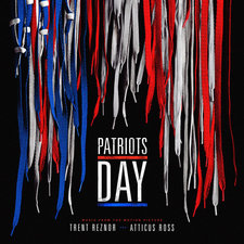 Patriots Day Music from the Motion Picture. Передняя обложка. Click to zoom.
