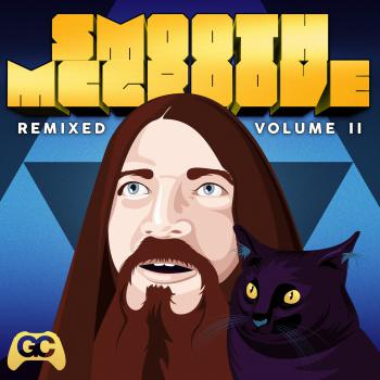 Smooth McGroove Remixed Volume II. Front. Click to zoom.