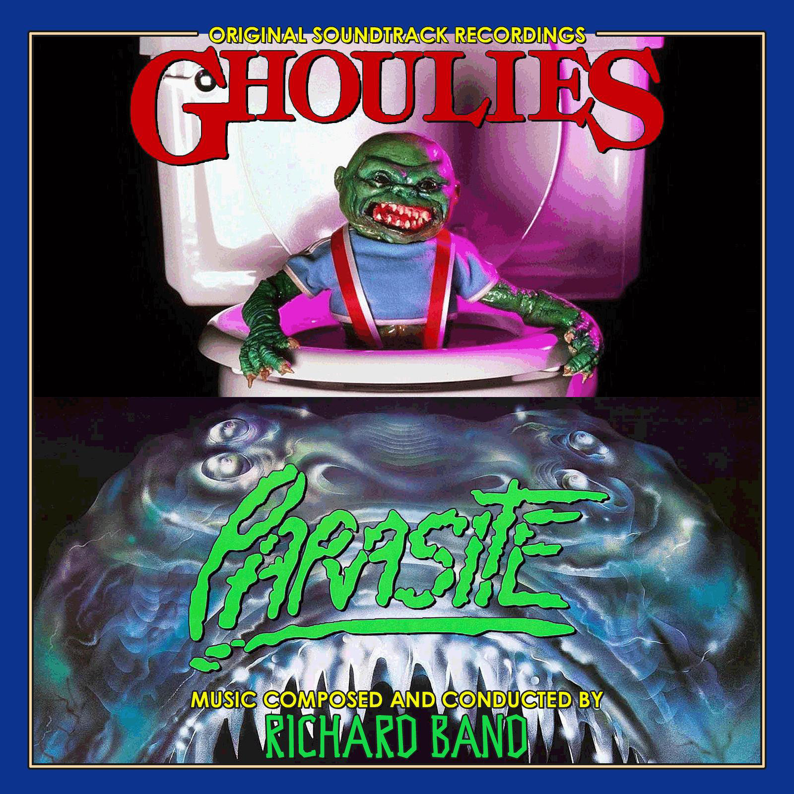 Richard Band - Ghoulies - Re-Animator