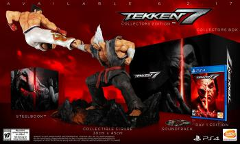 Tekken 7 Soundtrack. Advertisement. Click to zoom.