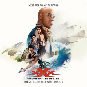 xXx: Return of Xander Cage Music from the Motion Picture. Лицевая сторона . Click to zoom.