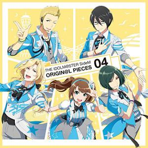 THE IDOLM@STER SideM ORIGIN@L PIECES 04, The. Front (small). Click to zoom.