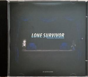 Lone Survivor - Original Soundtrack. Case Front. Click to zoom.