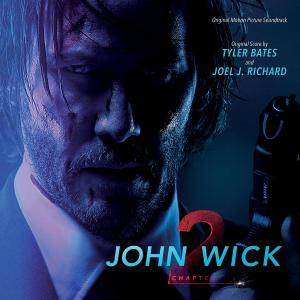 John Wick: Chapter 2 Original Motion Picture Soundtrack. Лицевая сторона (official). Click to zoom.