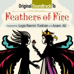 Feathers of Fire Original Soundtrack. Передняя обложка. Click to zoom.
