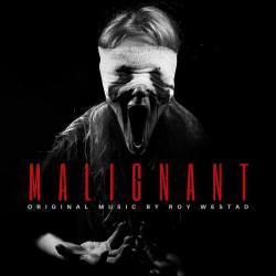 Malignant Original Soundtrack. Передняя обложка. Click to zoom.