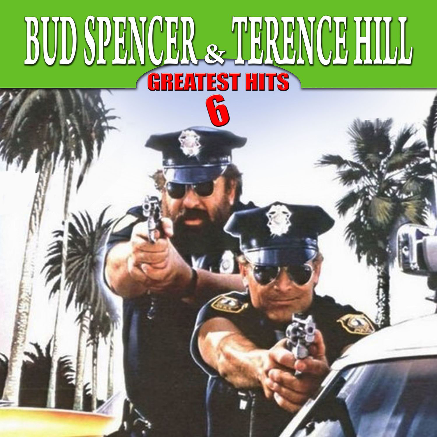 bud spencer terence hill greatest hits vol 6. Black Bedroom Furniture Sets. Home Design Ideas