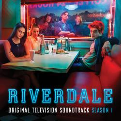 "River's Edge From ""Riverdale"" - Single, The. Передняя обложка. Click to zoom."