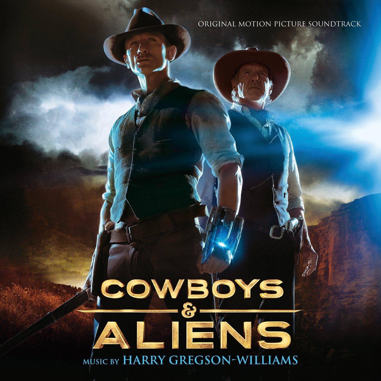 Cowboy & Aliens
