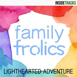 Family Frolics!: Lighthearted Adventure. Передняя обложка. Click to zoom.