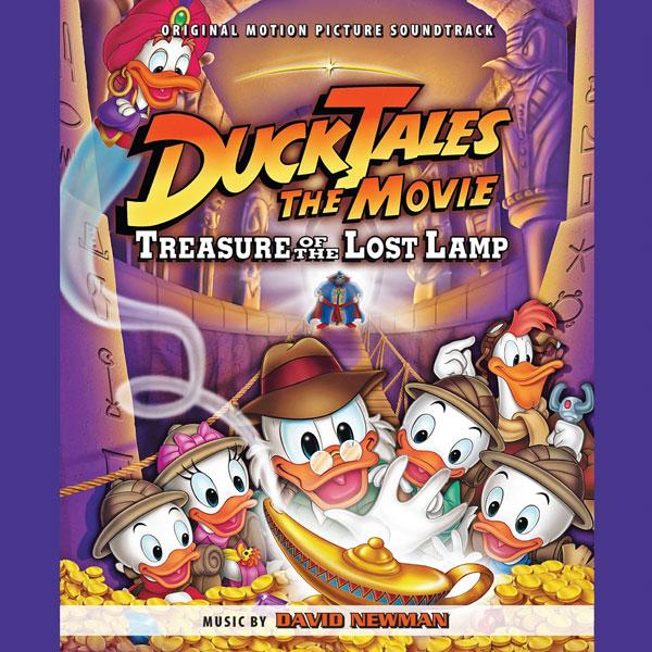 Ducktales The Movie Treasure Of The Lost Lamp Original