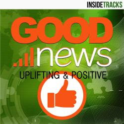 Good News: Uplifting & Positive. Передняя обложка. Click to zoom.