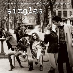 Singles Deluxe Version Original Motion Picture Soundtrack. Передняя обложка. Click to zoom.