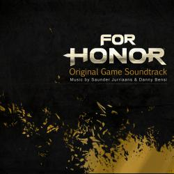For Honor Original Game Soundtrack. Передняя обложка. Click to zoom.