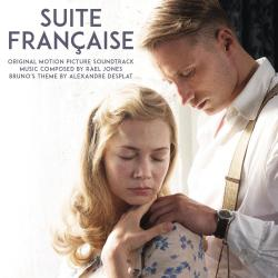 Suite Française Original Motion Picture Soundtrack. Передняя обложка. Click to zoom.