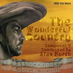 Wonderful Country 1959 Film Score, The. Передняя обложка. Click to zoom.