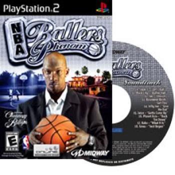 Nba Ballers Phenom Soundtrack Muzyka Iz Igry
