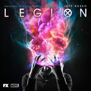 Legion Original Television Series Soundtrack. Лицевая сторона . Click to zoom.